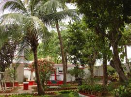 Saptarshi Bungalow, Shānti Niketan (рядом с городом Bolpur)