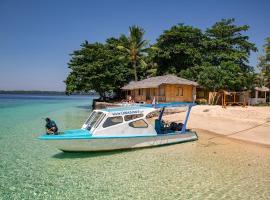 Onong Resort, Bunaken (рядом с городом Вори)