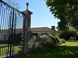 Les Loges du Manoir, Gramont (рядом с городом Saint-Clar)