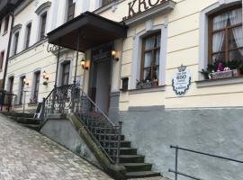 Hotel zur Krone, Bad Brückenau (Kothen yakınında)