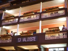 Hôtel Val d'Este, Сен-Жерве-Ле-Бэн