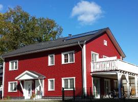 Ferienwohnung Schwedenhaus Glowe