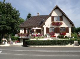 Maison d'hôtes Chez Nicole, Elsenheim