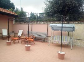 Villa Manfredi, Katanya (Tremestieri Etneo yakınında)