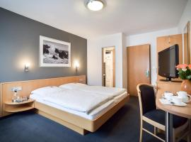Hotel Mautner, Stuttgart (Lederberg yakınında)