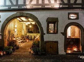 Hotel Am Markt, Besigheim (Gemmrigheim yakınında)