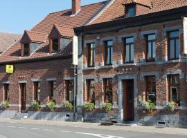 Auberge Le XIX eme, Thulin (Hautrage yakınında)