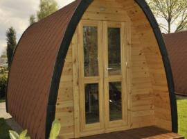 Mountain View Eco Pods Wales, Newport