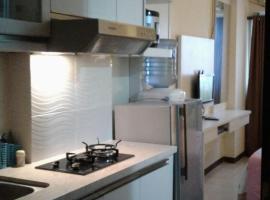 Apartemen The Suites Metro By Faris