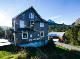 Villa Vengetind, Isfjorden (Near Bjorli Ski)