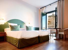 Hotel Ahc Palacio Coria, Coria (Pescueza yakınında)