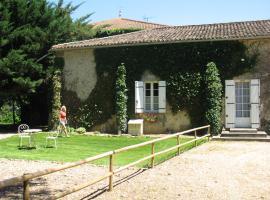 Le Petit Bois, Mongauzy (рядом с городом Lamothe-Landerron)