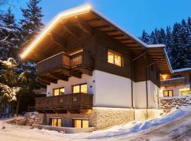 Top modernes Ferienhaus mit Sauna! Nicht weit vom Skilift, Kirchberg in Tirol (Krinberg yakınında)