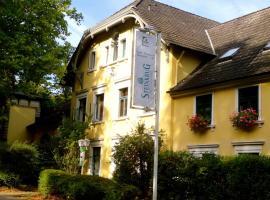 Hotel Steinkrug, Wennigsen (Eldagsen yakınında)