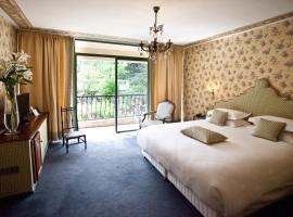 Hotel Restaurant Chavant, Bresson (рядом с городом Vizille)
