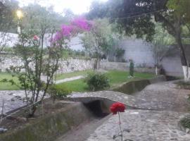 Villa el Refugio, Huehuetenango (рядом с городом Nebaj)