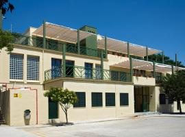 Albergue Inturjoven Algeciras-Tarifa, Algeciras (El Pelayo yakınında)