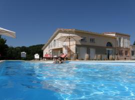 Villa Monplaisir, Latrape (рядом с городом Montesquieu-Volvestre)