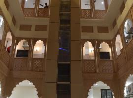Jaipur Hotel new - Heritage Hotel