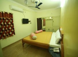 JJ Residency, Uttamapālaiyam (рядом с городом Kambam)