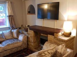 Mill Yard Cottage, Wirksworth