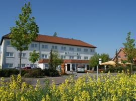 Landhotel Glesien, Schkeuditz (Freiroda yakınında)