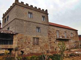 Casa Monasterio de Meis, Barrantes