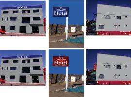 Hotel Sao Cristovao, Capinzal (Campos Novos yakınında)