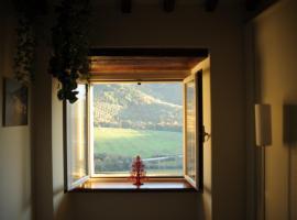Una finestra su Spoleto