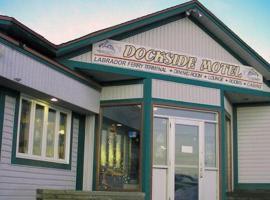 Dockside Motel, St. Barbe (L'Anse au Clair yakınında)