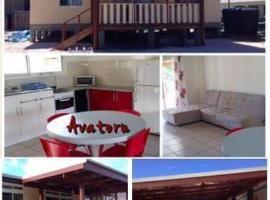 Rangiroa Avatoru House