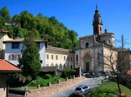 Casa del 1577, Carona (Melide yakınında)