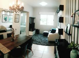 Apartamento Design, São Carlos (Ibaté yakınında)