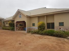 Sly's Lodge, Sefwi Bekwai (Near Sefwi Wiawso)