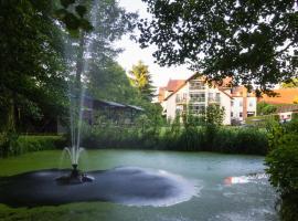 Hotel & Restaurant Am Alten Rhin, Neuruppin (Alt Ruppin yakınında)