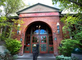 McMenamins Old St. Francis School, Bend