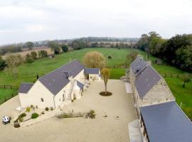 Chambres Insolites, Saint-Vigor-le-Grand (Near Vaux-sur-Aure)