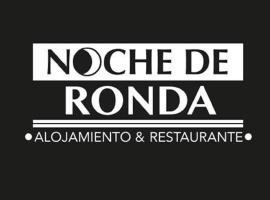 Noche de Ronda, Cazorla