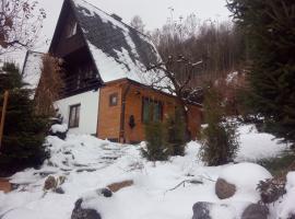 U Sovy, Rapotín (Velké Losiny yakınında)