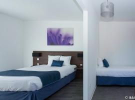 Hotel Libera Caen Colombelles, 캉