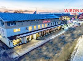 Hotel Wironia, Jõhvi (Puru yakınında)