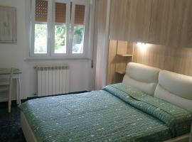 Sonia's house, Albissola Marina
