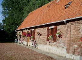 ferme de Méraville, Nielles-lès-Ardres (рядом с городом Autingues)
