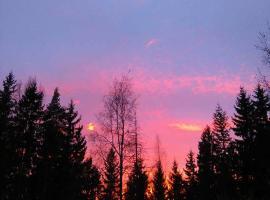 Aurinkolampi, Kurkijärvi (рядом с городом Takkula)