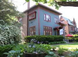The Lafayette House Bed & Breakfast