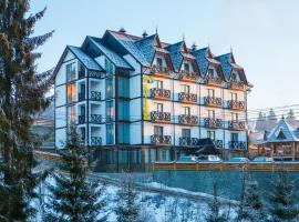 Hotel Pid Strihoju, Bukovel