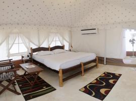 Corbett Woods Resort, Рамнагар (рядом с городом Kālāgarh)