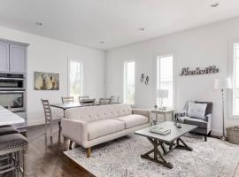 Three-Bedroom, Three-Bath Roof Deck Home