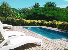 Oasis Pool Villa Fiji, Малоло-Лаилаи (рядом с городом Malolo)