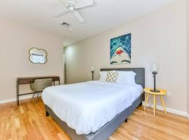 Three-Bedroom, Two-Bath North End Apt on Freedom Trail